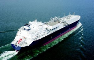 GasLog Singapore, a 155,000 cbm LNG carrier owned by GasLog, image: GasLog