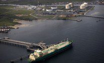 nigeria lng terminal shell