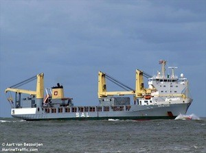 MV Grietje via MarineTraffic.com