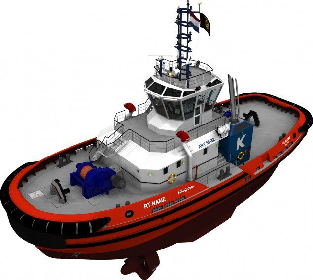 ART 80-32 rotor tug