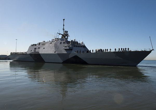 House Panel Backs U.S. Navy Plan Calling for 4 More LCS' Next Year
