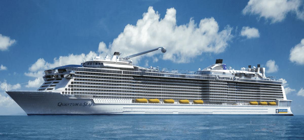 Royal Caribbean Unveils New Quantum Class GCaptain