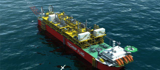 technip flng