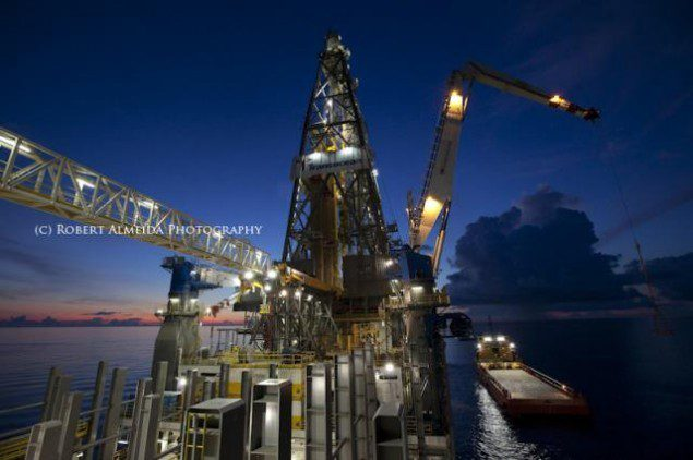 Discoverer Clear Leader transocean