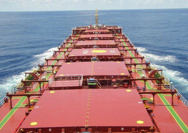 Bulker file photo.