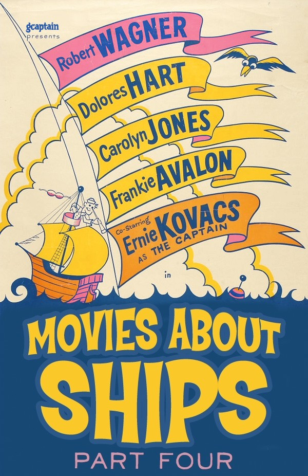 Maritime Monday - Movies About Ships Part IV